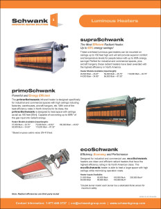 Schwank High Intensity Heater Mini Catalog Icon