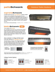 Schwank Patio Heater Mini Catalog Icon