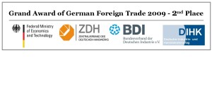 Grand Award of German Foreign Trade
