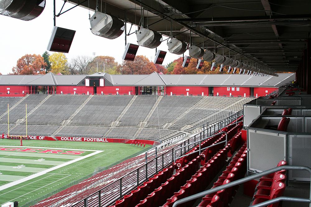 Rutgers Stadium
