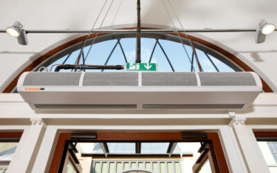 6 Reasons why you need air curtains in your restaurant