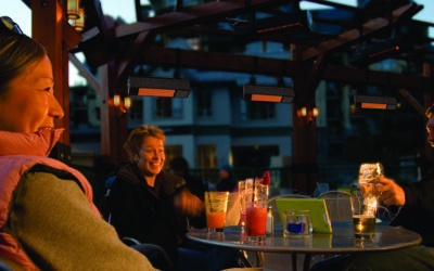How to increase your restaurant sales with outdoor patio heaters