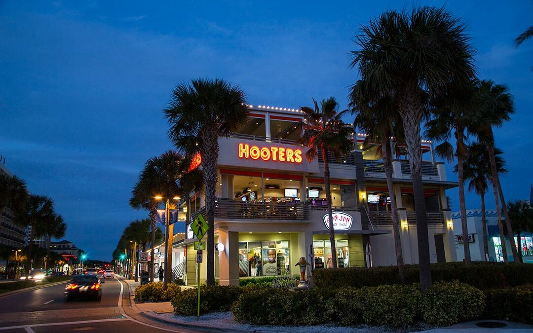 Case study | Hooter's