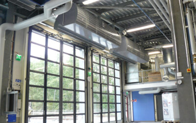 Schwank introduces new SchwankAir 500, 2000, and 2500 series air curtains