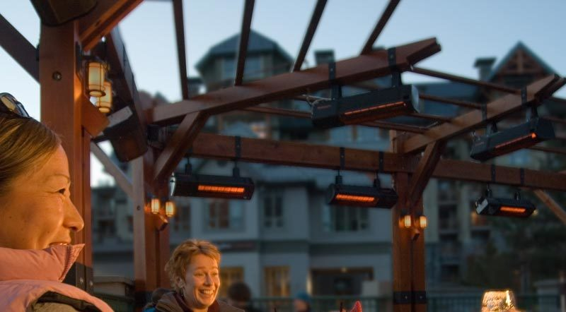 Why Your Restaurant Needs Patio Heaters?